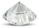 Diamond with color grade G
