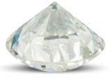 Diamond with color grade L
