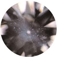 diamond clarity inclusion cloud