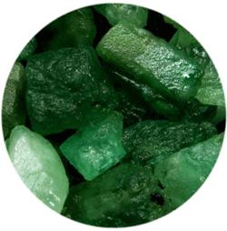 rough-emerald