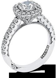 Tacori engagement ring from Whiteflash