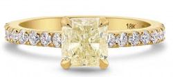 yellow-diamond-engagement-ring-with-yellow-gild-setting