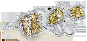 yellow-diamond-engagement-rings