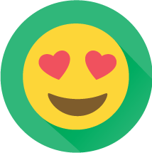 engagement ring satisfaction icon