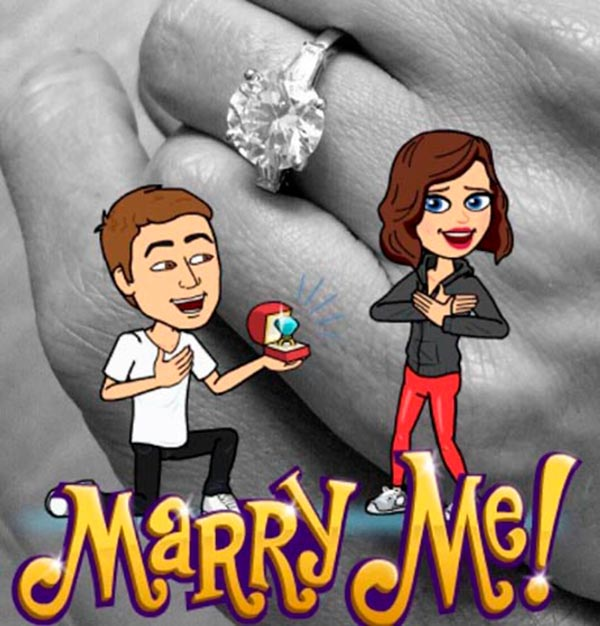 Miranda Kerrs Engagement Ring Instagram Debut