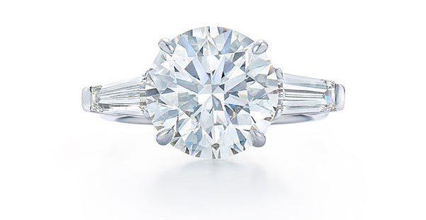 Miranda Kerrs Engagement Ring Setting