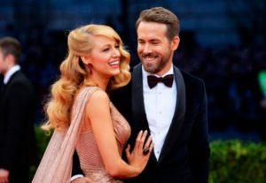 Blake Livelys Engagement Ring Blake Lively and Ryan Reynolds