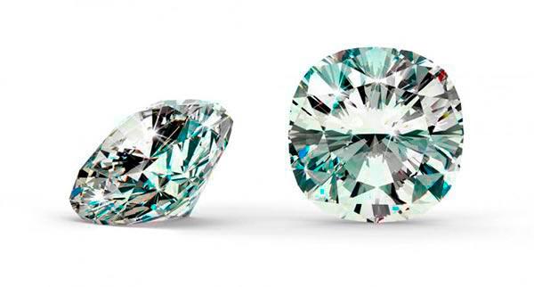Meghan Trainors Engagement Ring Cushion Cut Diamond