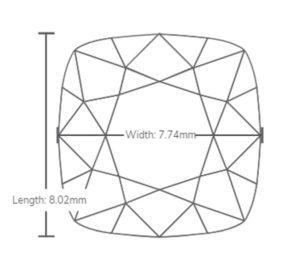 Meghan Trainors Engagement Ring Diamond Specs