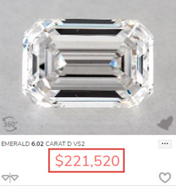 Anne Hathaways Engagement Ring Carat Emerald Diamond Price