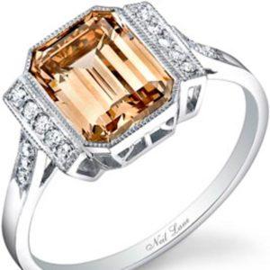 Kristen Bells Engagement Ring Official Neil Lane Image