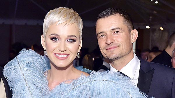 Katy Perrys Engagement Ring Katy Perry and Orlando Bloom