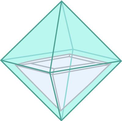 princess diamond in rough green