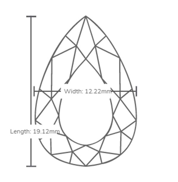 Scarlett Jphanssons Engagement Ring Center Stone Dimensions