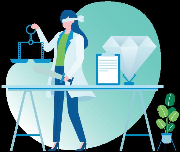 lab grown diamond ethics