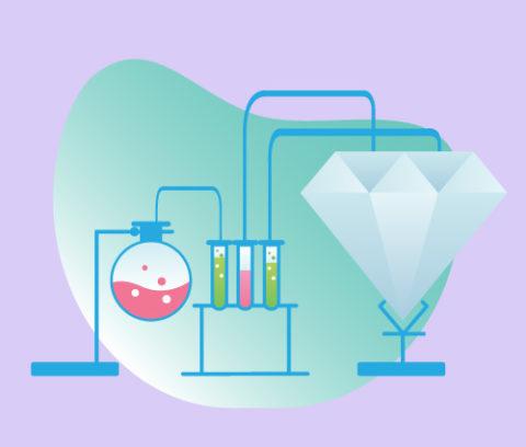 lab grown diamonds preview image