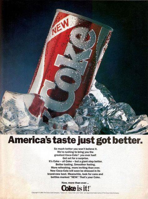 new coke advert