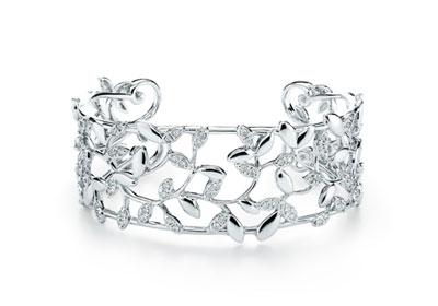 Paloma Picasso tiffany bracelet